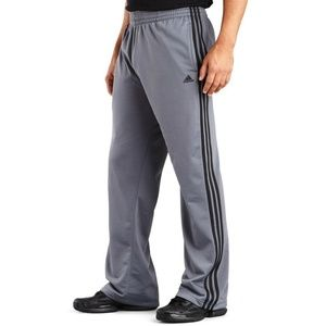 Adidas Three Stripe Gym Pants Size L